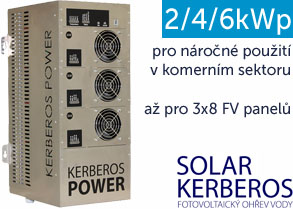 SOLAR KERBEROS POWER 6000B