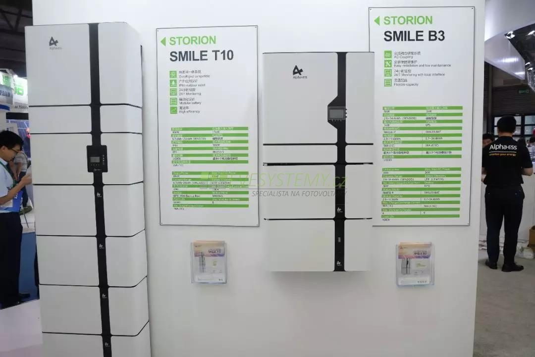 STORION SMILE B3 - Baterie 2,9 kWh